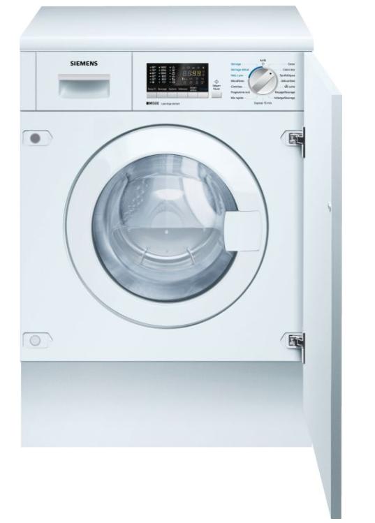 meilleur lave linge séchant encastrable siemens