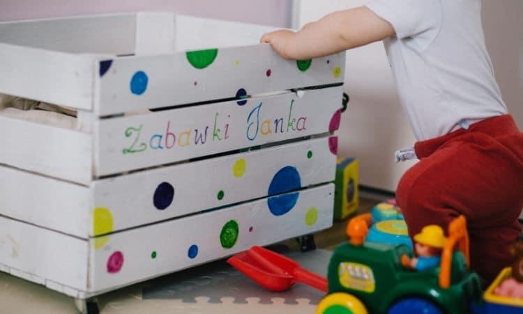 idées meuble déco chambre bébé à faire soi-même