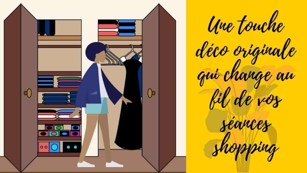 comment aménager un dressing dans une chambre ?