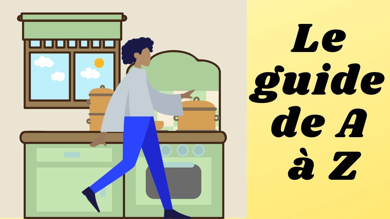 hauteur plan de travail cuisine