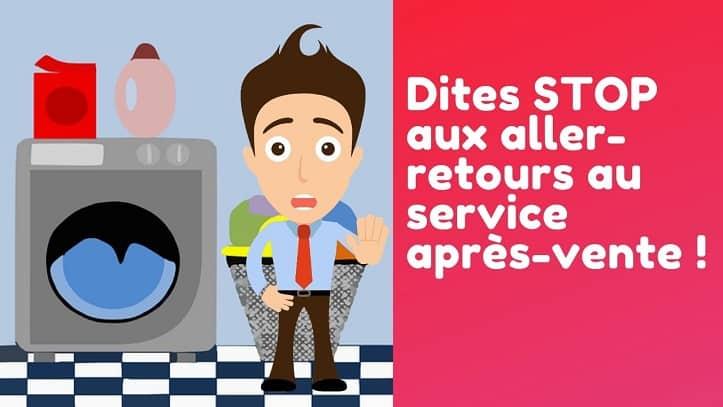 comment nettoyer un lave-linge
