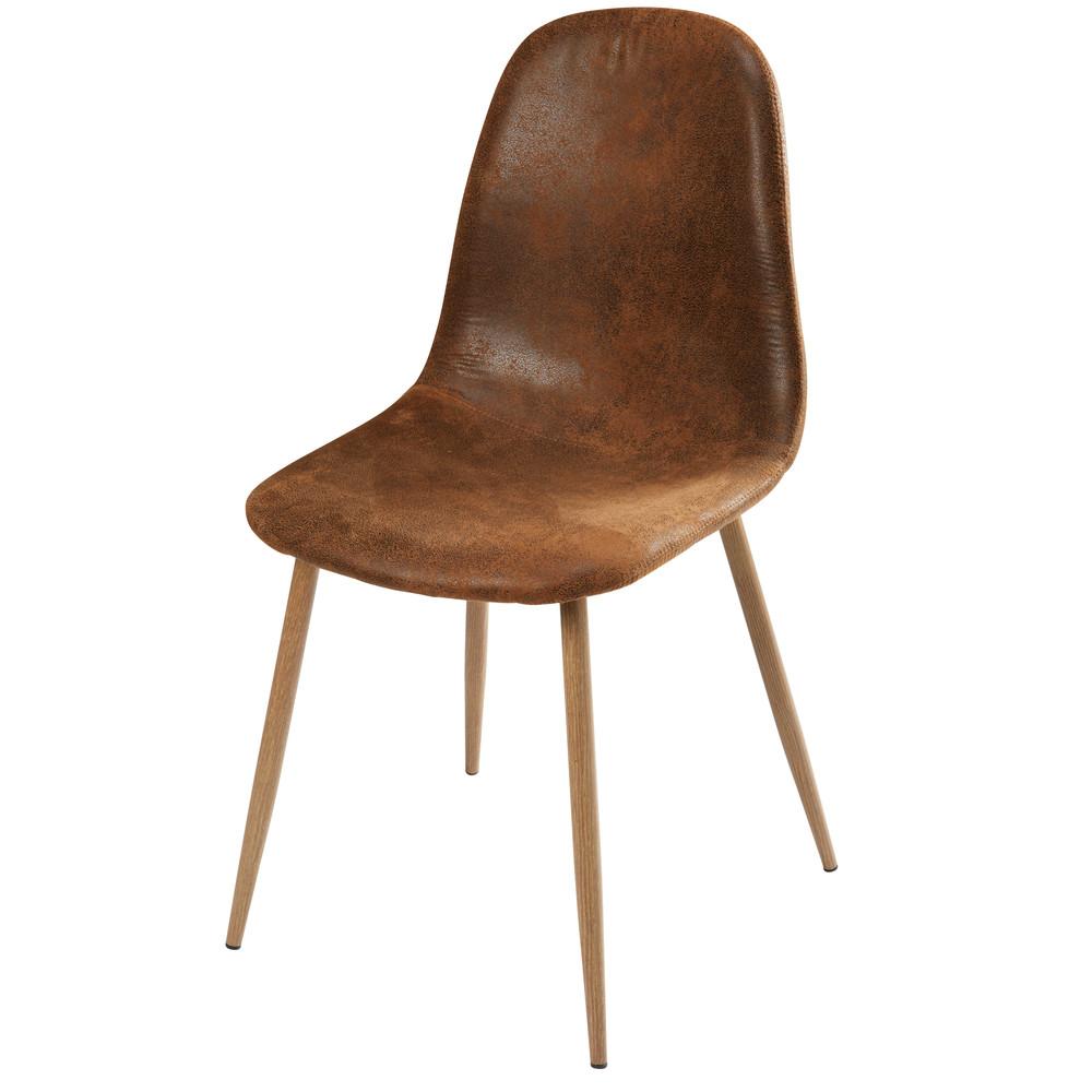 chaise-style-scandinave-en-microsuede-marron-vieilli-clyde-1000-16-34-165715_1
