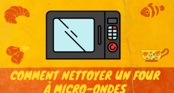 Comment nettoyer un micro-ondes ? Le guide pratique