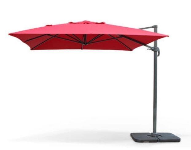 parasol déporté st_jean de luz