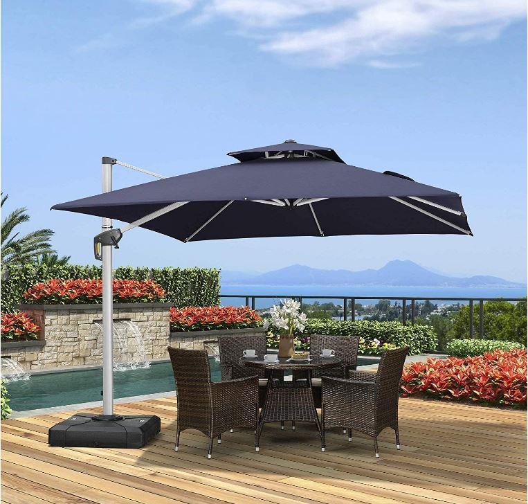 parasole deporte pure leaf jardin